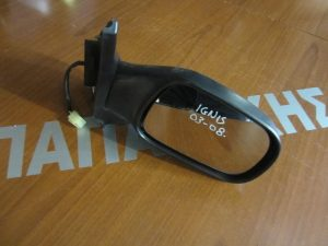 Suzuki Ignis 2003-2008 δεξιός ηλεκτρικός καθρέπτης άβαφος