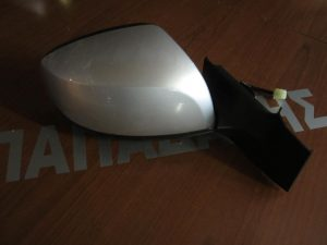 Suzuki Splash 2008-2014 δεξιός ηλεκτρικός καθρέπτης ασημί χωρίς τζάμι