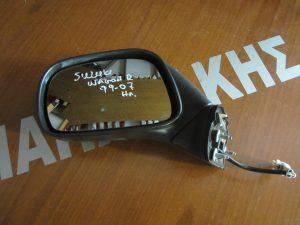 Suzuki Wagon R 1999-2007 αριστερός ηλεκτρικός καθρέπτης άβαφος