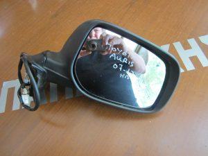 Toyota Auris 2007-2010 δεξιός ηλεκτρικός καθρέπτης μολυβί