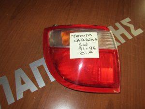 Toyota Carina E 1991-1996 πίσω αριστερό φανάρι Station Wagon