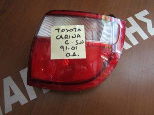 Toyota Carina E 1991-2001 πίσω δεξιό φανάρι Station Wagon
