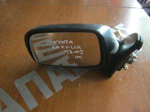 Toyota Corolla 1997-2002 αριστερός ηλεκτρικός καθρέπτης άβαφος