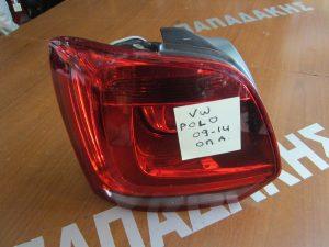 VW Polo 2009-2014 πίσω αριστερό φανάρι