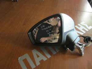 VW Tiguan 2016-2017 αριστερός ηλεκτρικά ανακλινόμενος καθρέπτης μολυβί φως ασφαλείας