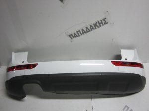 Audi Q5 2008-2017 προφυλακτήρας πίσω άσπρος αισθητήρες