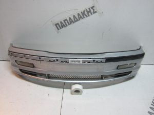 Bmw E46 1999-2003 προφυλακτήρας εμπρός ασημί με προβολείς Sedan