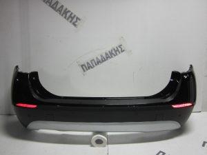 Bmw X1 E84 2009-2015 προφυλακτήρας πίσω μαύρος αισθητήρες