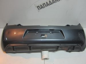 Citroen C3 2013-2016 προφυλακτήρας πίσω γκρι με αισθητήρες