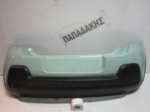 Citroen C3 2013-2016 προφυλακτήρας πίσω λαχανί με αισθητήρες