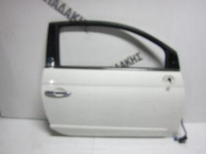 Fiat 500 2007-2016 πόρτα δεξιά άσπρη
