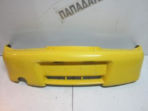 Fiat Seicento Sporting 1998-2005 προφυλακτήρας πίσω κίτρινος
