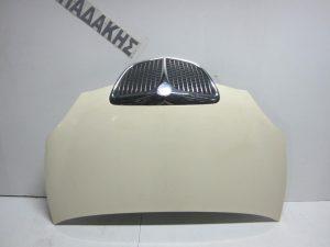 Lancia Y 2003-2011 καπό εμπρός μπεζ