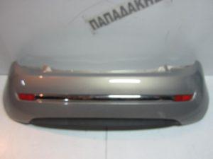 Lancia Y 2006-2011 προφυλακτήρας πίσω ασημί σκούρο