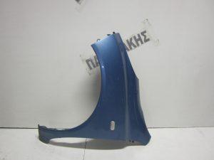Nissan Micra K12 2003-2010 φτερό εμπρός αριστερό μπλε