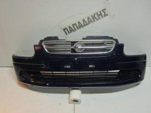 Opel Agila 1999-2003 προφυλακτήρας εμπρός μπλε