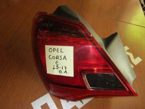 Opel Corsa E 2015-2017 πίσω φανάρι αριστερό