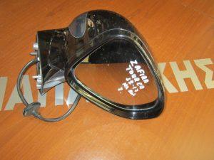 Opel Zafira Tourer 2012-2017 καθρέπτης δεξιός ηλεκτρικά ανακλινόμενος μαύρος 7 καλώδια