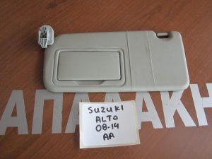 Suzuki Alto 2008-2014 αλεξήλιο αριστερό