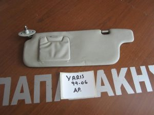 Toyota Yaris 1999-2006 αλεξήλιο αριστερό