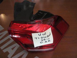 VW Tiguan 2016-> φανάρι πίσω δεξιό