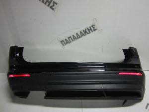 VW Tiguan 2016-> προφυλακτήρας πίσω μαύρος αισθητήρες
