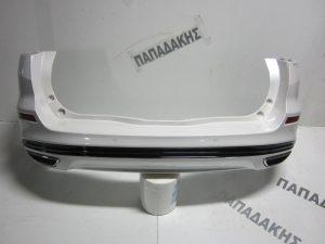 Ford Mondeo combi 2014-2017 προφυλακτήρας πίσω άσπρος αισθητήρες
