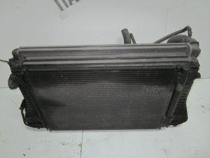 Σετ ψυγεία Audi A3 2003-2008 diesel: ψυγείο νερού- ψυγείο A/C- intercooler