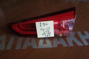 Hyundai i20 2014-2017 φανάρι πίσω δεξιό εσωτερικό LED