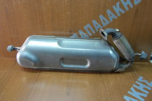 exatmisi smart fortwo w451 diesel 2007 2014 300x200 Smart ForTwo w451 Diesel 2007 2014 εξάτμιση