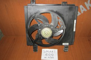 smart fortwo w450 1998 2002 600cc ventilater psygeioy neroy 300x200 Smart ForTwo w450 1998 2002 600cc βεντιλατέρ ψυγείου νερού