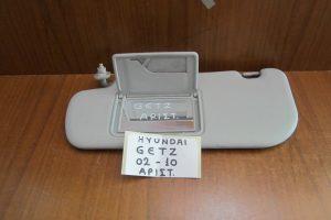 alexilio aristero hyundai getz 2002 2010 300x200 Hyundai Getz 2002 2010 αλεξήλιο αριστερό