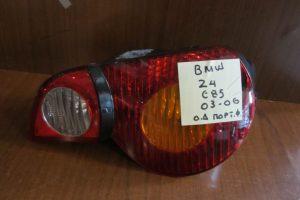 Bmw Z4 E85 2003-2006 φανάρι πίσω δεξιό πορτοκαλί φλας