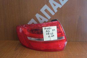 Audi A3 5θυρο 2008-2013 φανάρι πίσω αριστερό