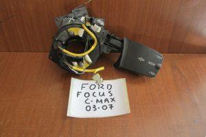 Ford Focus C-Max 2003-2007 ροζέτα τιμονιού με χειριστήριο του Radio CD