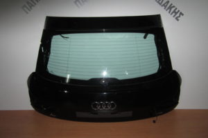 Audi A1 2010-2017 πόρτα μπαγκάζ μαύρη