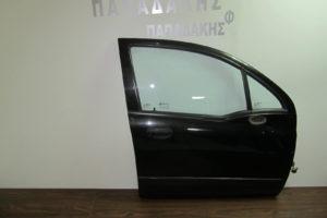 Chevrolet Matiz 2005-2009 πόρτα εμπρός δεξιά μαύρη