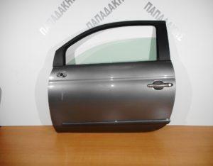 Fiat 500 2007-2016 πόρτα αριστερή δίπορτη γκρι