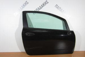 Fiat Grande Punto 2005-2015 πόρτα δεξιά δίπορτη μαύρη