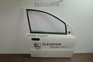 Fiat Panda 2003-2012 πόρτα εμπρός δεξιά άσπρη