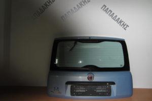 Fiat Panda 2003-2012 πόρτα μπαγκάζ γαλάζιο
