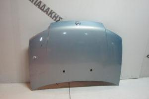 Fiat Punto 1999-2004 καπό εμπρός ασημογαλάζιο