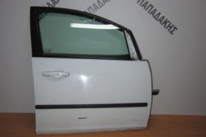 Ford Focus C-Max 2003-2010 πόρτα εμπρός δεξιά άσπρη