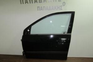 Kia Picanto 2004-2011 πόρτα εμπρός αριστερή μαύρη