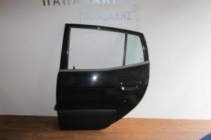 Kia Picanto 2004-2011 πόρτα πίσω αριστερή μαύρη