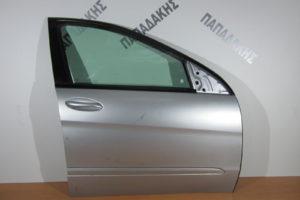 Mercedes R Class w251 2006-2012 πόρτα εμπρός δεξιά ασημί