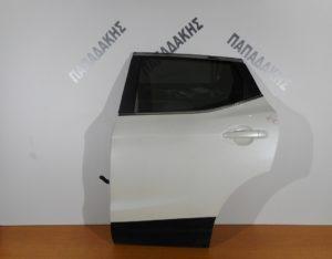 nissan qashqai 2013 2017 porta piso aristeri aspri perla 300x234 Nissan Qashqai 2013 2017 πόρτα πίσω αριστερή άσπρη πέρλα