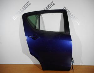 opel agila suzuki splash 2008 2014 porta piso dexia mple 300x234 Opel Agila/Suzuki Splash 2008 2014 πόρτα πίσω δεξιά μπλε