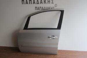 Opel Zafira B 2005-2012 πόρτα εμπρός αριστερή άσπρη