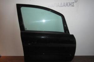 Opel Zafira B 2005-2012 πόρτα εμπρός δεξιά μαύρη